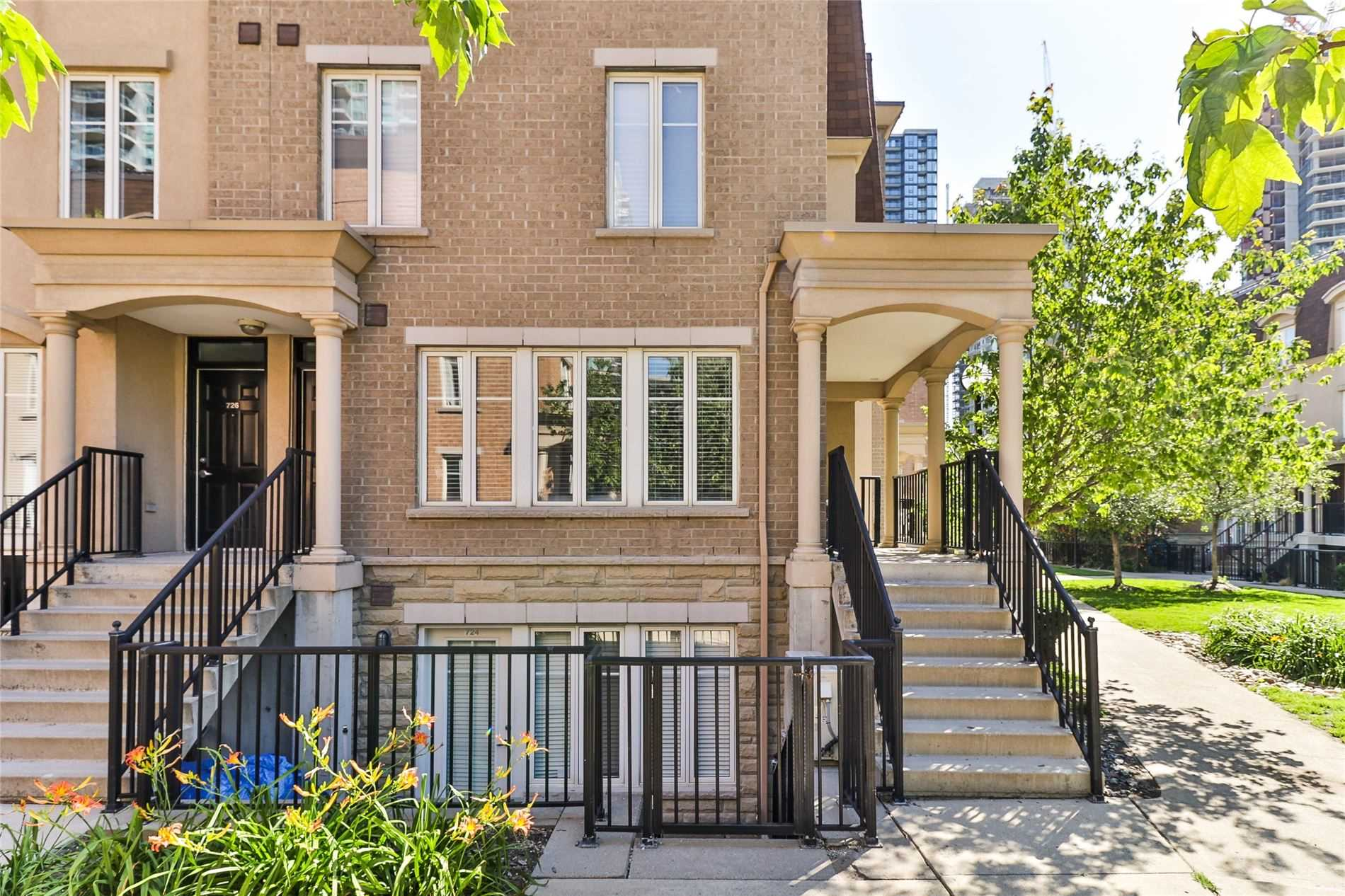 Liberty Village Townhomes 2 - 42 Western Battery Rd