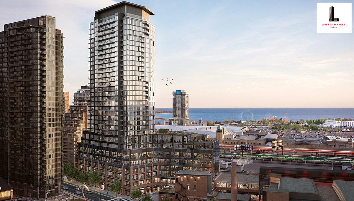 Liberty Market Tower - 171 East Liberty Street